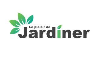 Logo le plaisir de jardiner