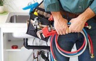 Matériel de plombier professionnel