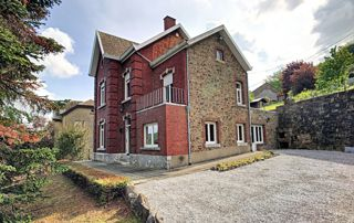 petite maison à vendre à Namur