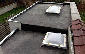 roofing sur plateforme