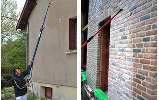 nettoyage de façade