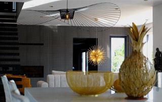 décoration intérieure villa contemporaine