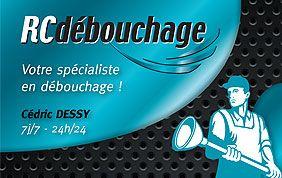 logo RC Débouchage