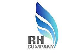 Logo de RH Company