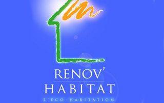 logo Renov'Habitat société de toiture