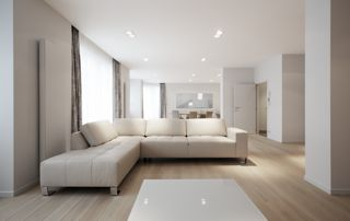 grand living avec salon en angle