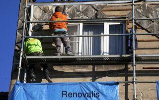 rénovation façade nivelles