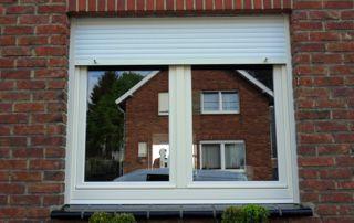 volets pvc fenêtre