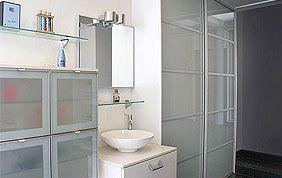 salle de bain rangements