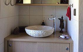 évier de salle de bain