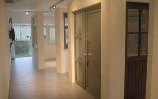 portes intérieures bois et pvc