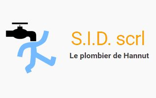 logo SID plombier Hannut