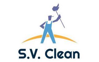 logo SV Clean