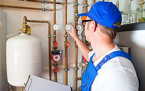 entretien de chaudière gaz