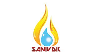 logo SaniVDK plombier à Bruxelles