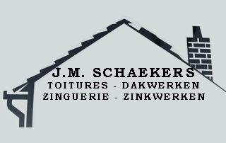 JM Schaekers Toitures logo