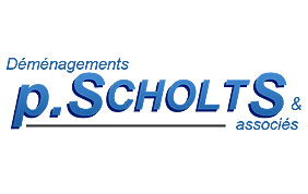 logo Déménagements P. Scholts