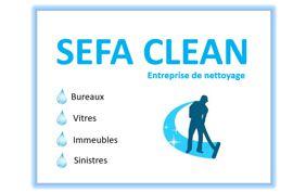 Logo Sefa Clean