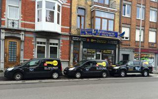 magasin Serrurerie Vincent à Liège