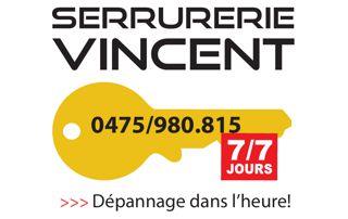 Logo Serrurerie Vincent