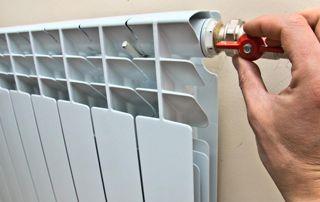 réglage radiateur