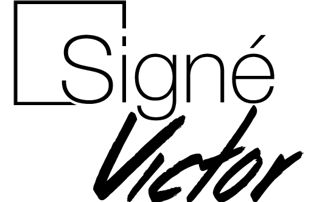 Logo Signé Victor
