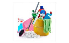 Matériel de nettoyage et d'entretien