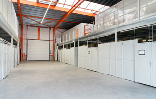 garde meubles à Liège