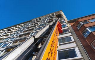 élévateur immeuble 14e étage