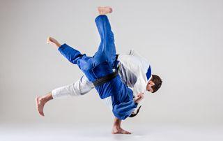 prise de judo