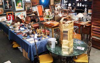 Objets anciens et mobilier d'antiquité