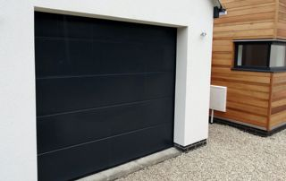 porte de garage villa
