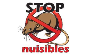 Logo stop nuisibles