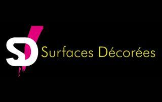 logo surfaces décorées