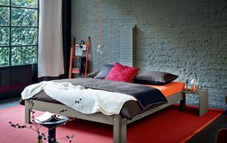tapis rose pour chambre à coucher