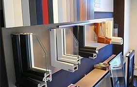 showroom Techni Verre chassis verandas fenetres