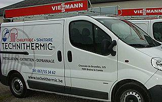 camionnettes Technithermic