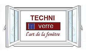 Logo de Techni-verre, installateur et fabricant