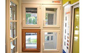 Chambranles fenêtres en bois