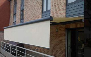 Tente solaire balcon