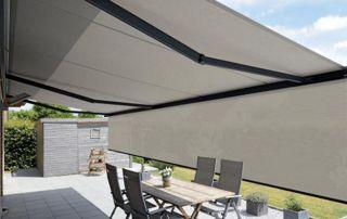 Tente solaire terrasse