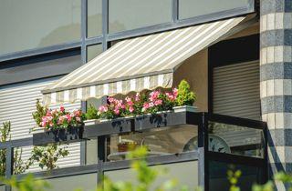 Protection solaire balcon