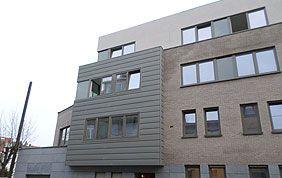 bardage façade maison