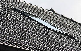 velux sur toit en tuiles