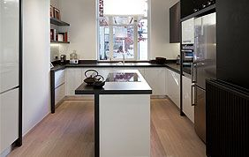 cuisine équipée petit espace