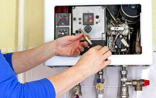 réparation de chaudière