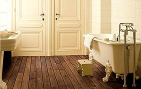 parquet semi-massif salle de bain