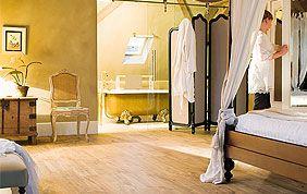 sol laminé chambre à coucher
