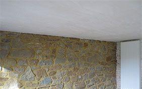 Rénovation de mur intérieur