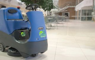 machine pour nettoyer le sol